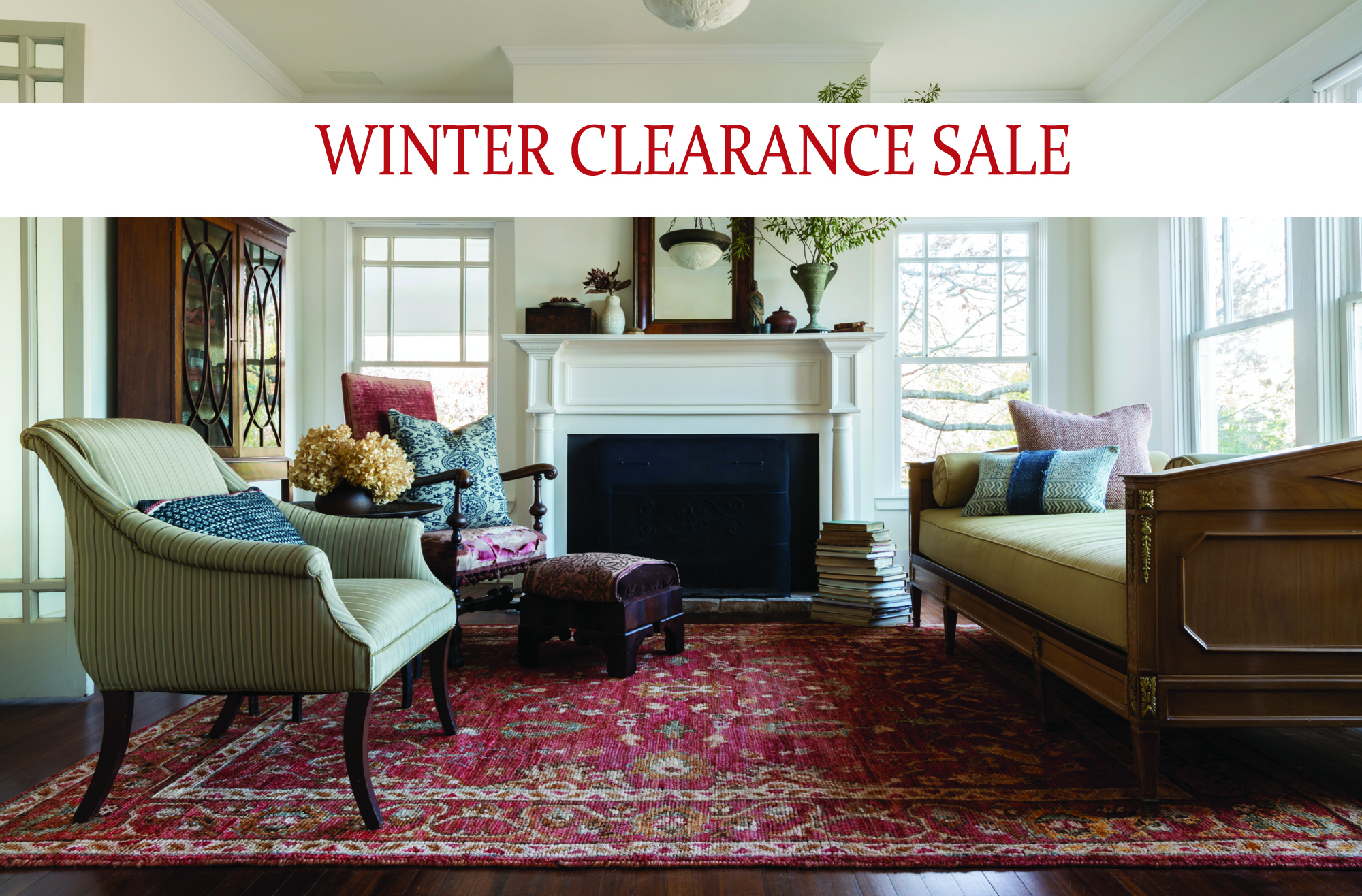 2017 Winter clearance